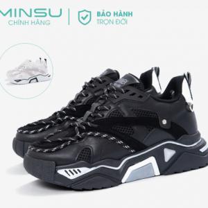 Giày sneaker nam độn đế MINSU Howmen Sport