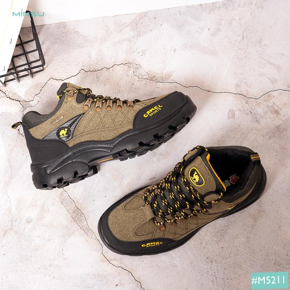 giày nam leo núi chống thấm