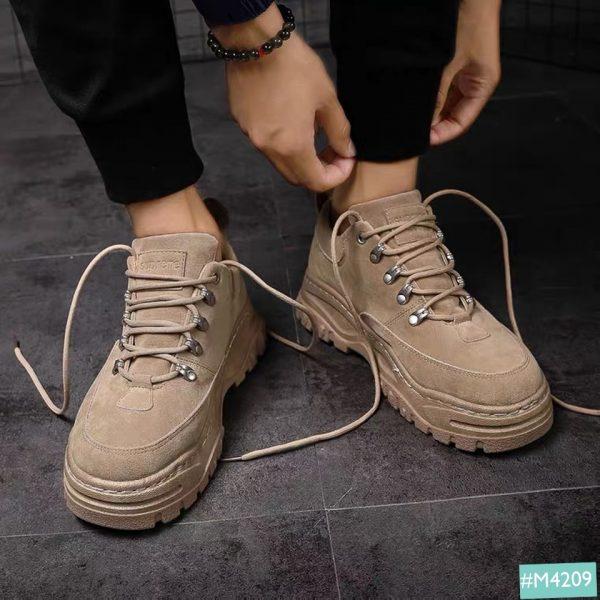 giày nâng đế nam MINSU