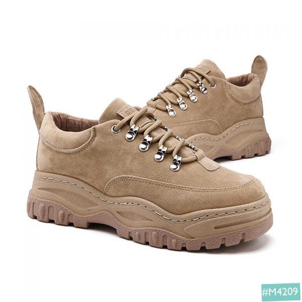 giày nam màu nâu