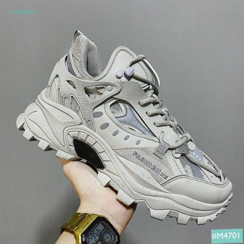 Giày Sneaker nam phản quang
