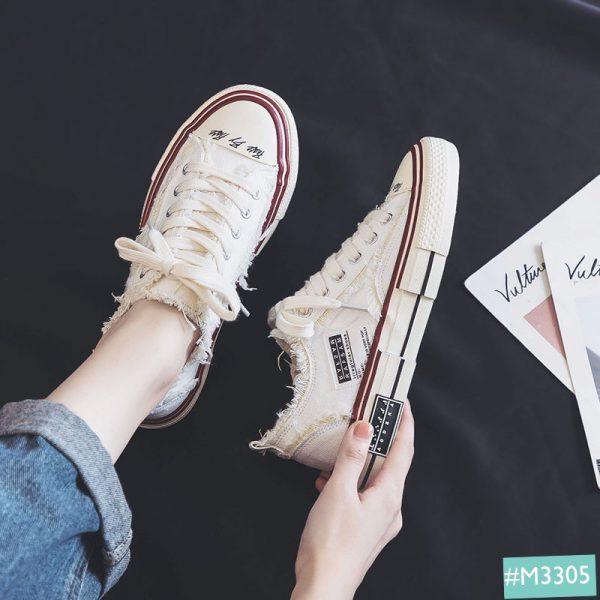 Giày bata rách MINSU