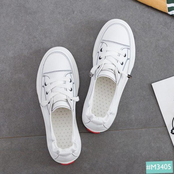 giày bata slip on nữ