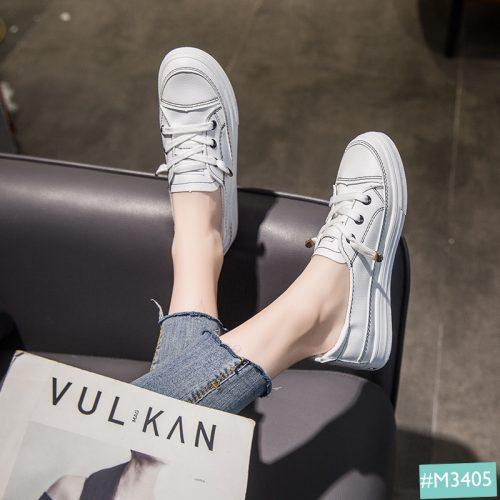Mẫu giày lười đơn giản