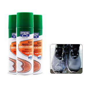 Bình xịt nano chống thấm nước, chất bẩn cho giày, áo quần