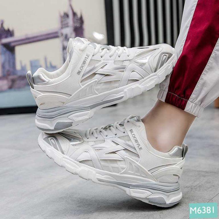 Giày thể thao thời trang trắng