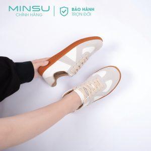 giày bata đế số MINSU