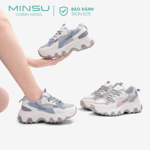 Giày thể thao nữ độn đế 5CM