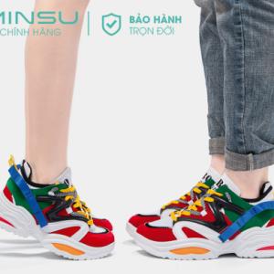 giày cặp đôi Hàn Quốc