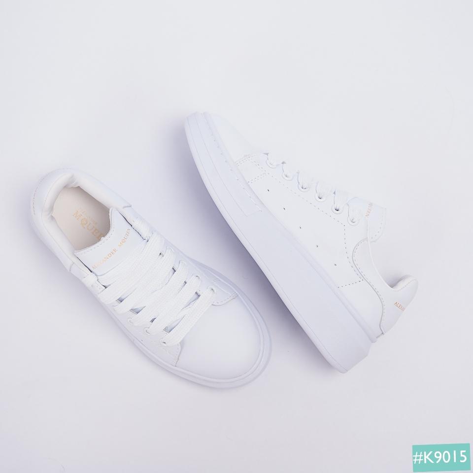 giày MC QUEEN trắng