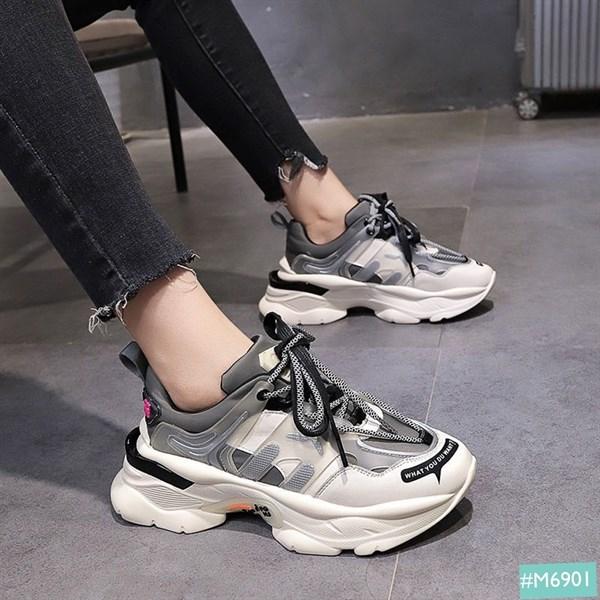 giày độn đế cặp đôi nam nữ