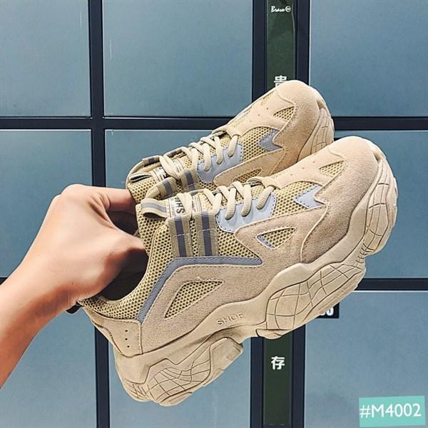 giày nam tăng chiều cao phản quang