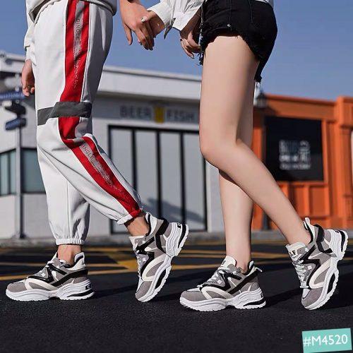 giày thể thao thời trang nam nữ MINSU