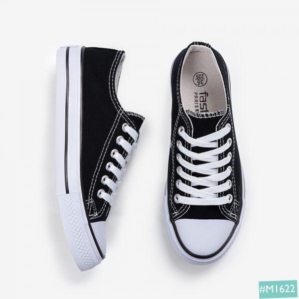Giày Bata nữ màu đen