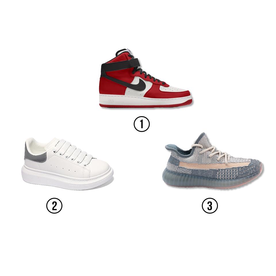 cách chọn một đôi giày thể thao