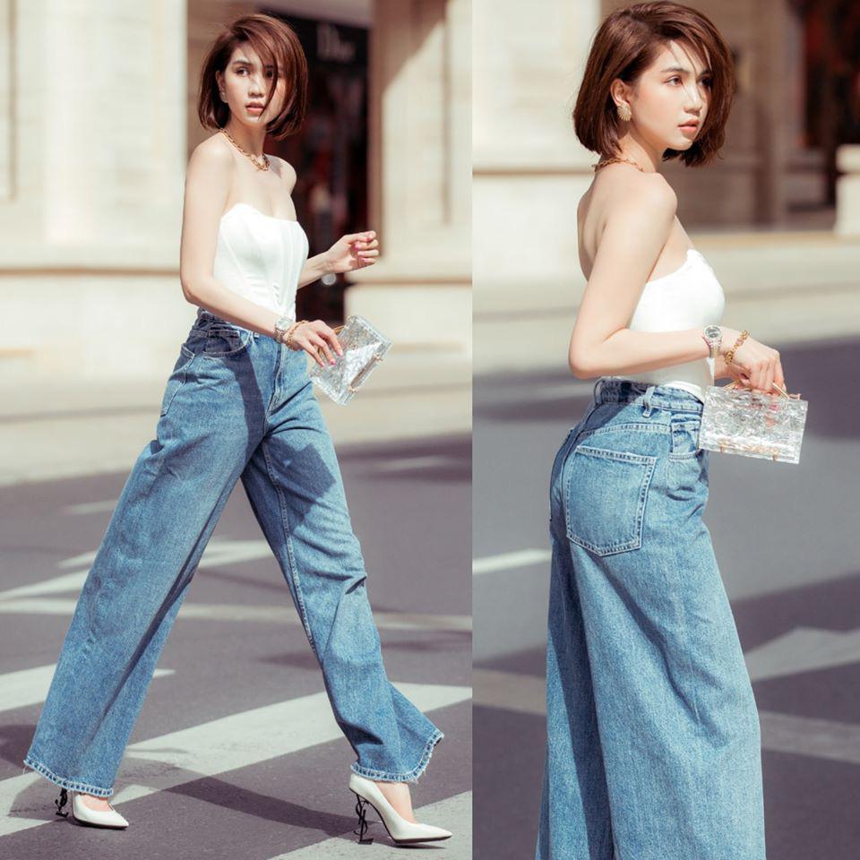 Phong cách Swag Girl Ngọc Trinh