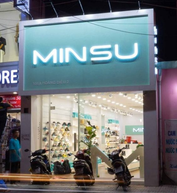 Shop giày MINSU Thủ Đức