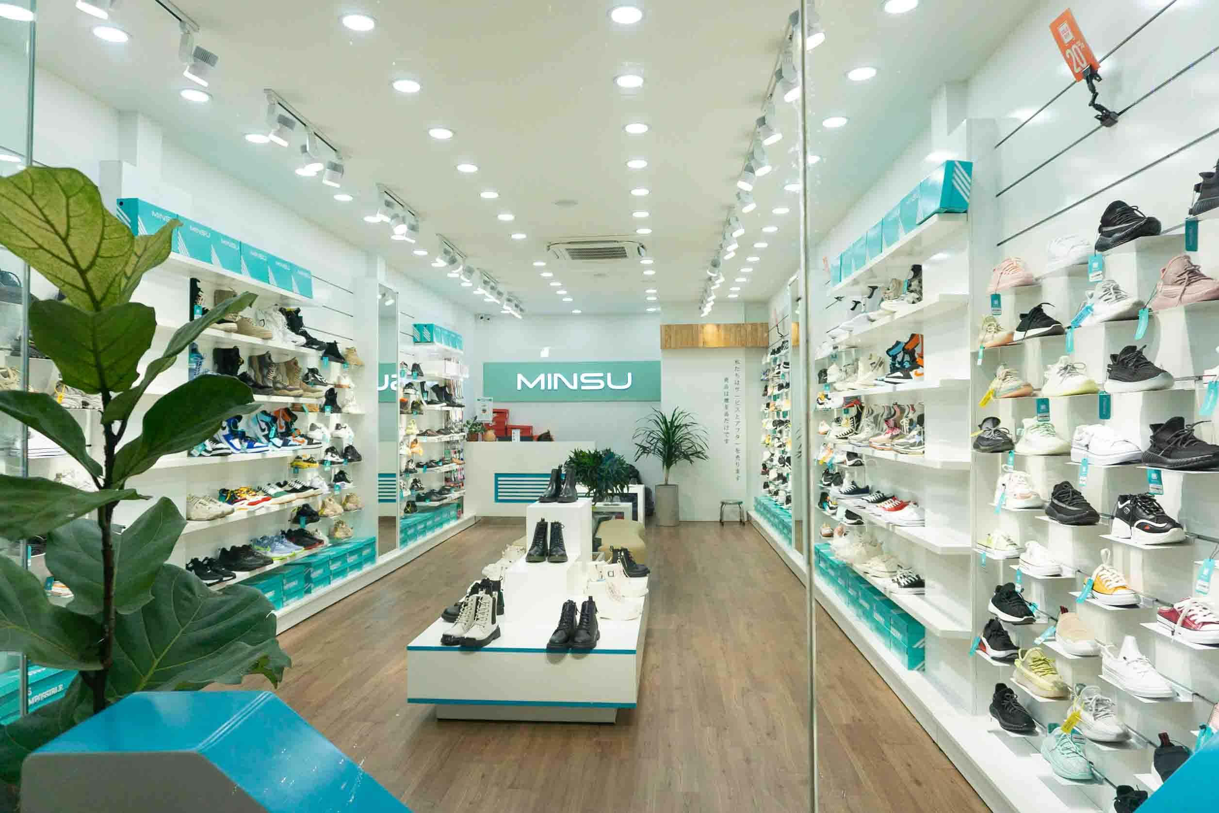 cửa hàng giày dep Thủ Đức