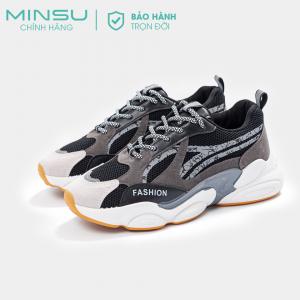 Giày Sneaker Chunky Fashion MINSU