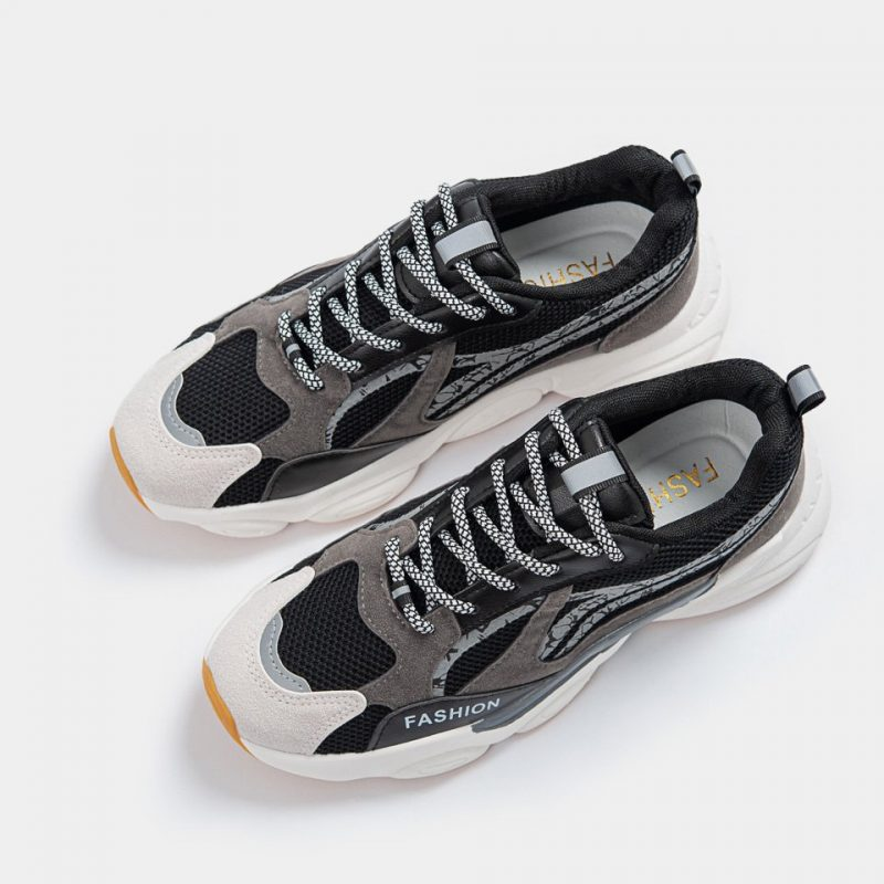 Sneaker Chunky Fashion M3909