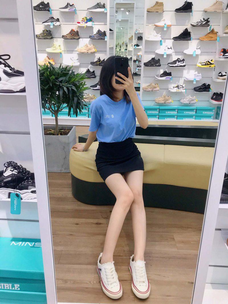 Giày thể thao nữ đẹp 2021