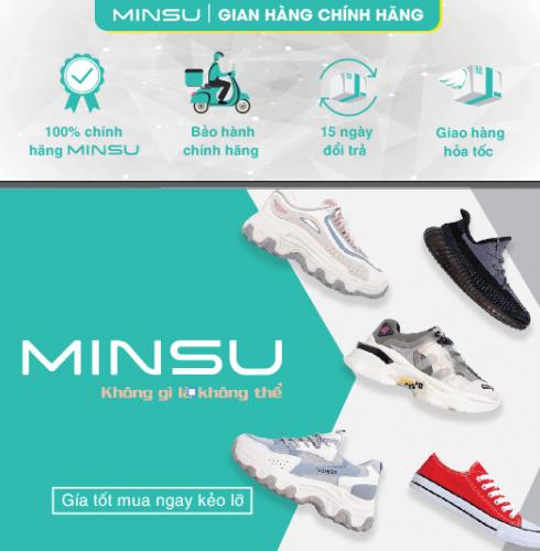 Mua giày online tại shop giày MINSU