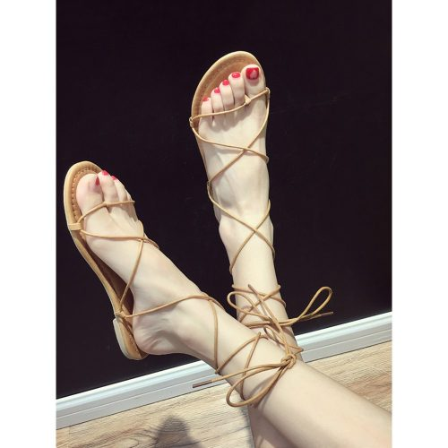 Sandals buộc dây chiến binh