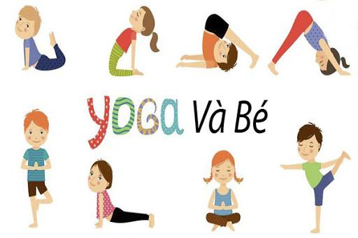 Yoga tại nhà cho bé
