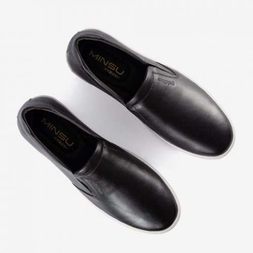 Giày da bò na cao cấp