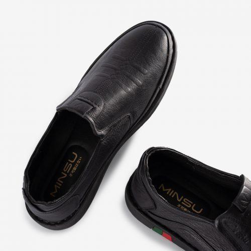 Giày tây nam chất da bò cao cấp